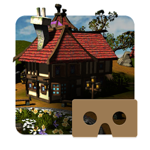 Village for Google Cardboard