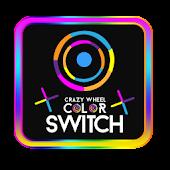 Crazy Wheel Color Switch Mode APK for Ubuntu