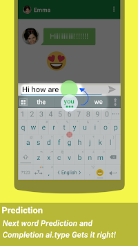 Ai.type Keyboard Plus + Emoji APK screenshot thumbnail 20