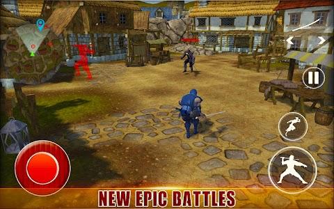 Ultimate Assassin Ninja Warrior Fight 2.0