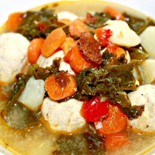 Ground Chicken Soup Healthy Recipes