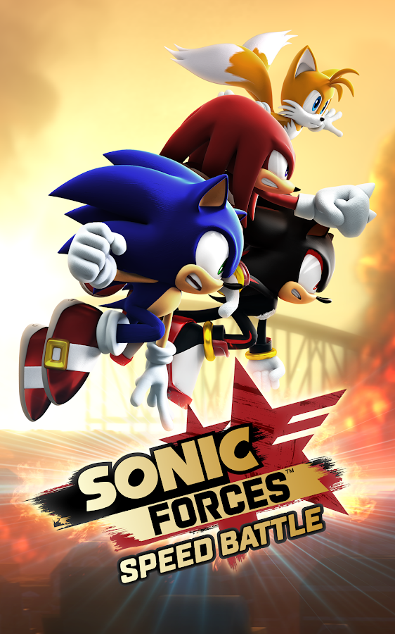 Sonic Forces: Speed Battle Screenshot 5