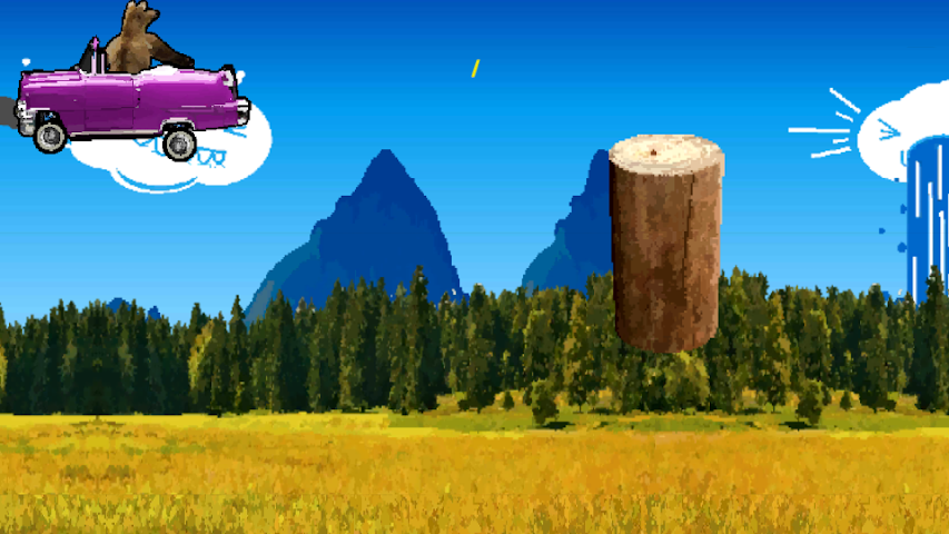 android Run,  Run! Alpes Run! Screenshot 2
