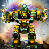 APK Game Real War Robots 3D for iOS