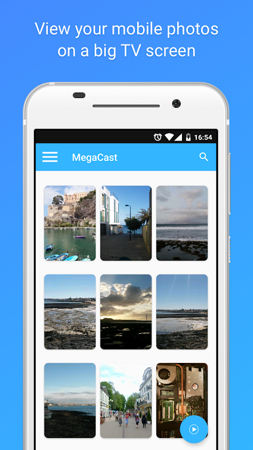 MegaCast - Chromecast player Screenshot 2