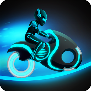 Bike Race Game: Traffic Rider Of Neon City Icon