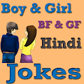 Boy-Girl/BF-GF Jokes in HINDI APK for Bluestacks