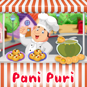 PaniPuri Maker - Golgappa  Indian Street Food For PC (Windows & MAC)