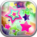 App Lucky Star Glow Live Wallpaper apk for kindle fire