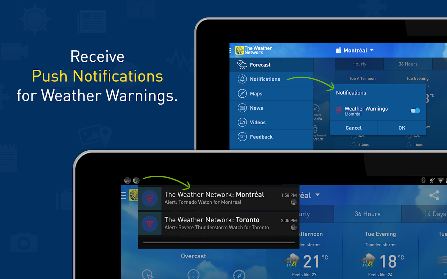 The Weather Network Screenshot 16