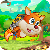 Download Adventure Subway squirrel Run New 2018 APK on PC
