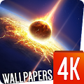 Cosmos Wallpapers 4k APK for Bluestacks