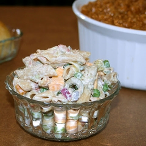 Tuna Pasta Salad Hot Sauce Recepten | Yummly