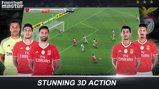 Football Master - Chain Eleven APK for iPhone