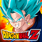 8.  DRAGON BALL Z DOKKAN BATTLE