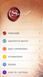 The Secret To Money by Rhonda Byrne for pc