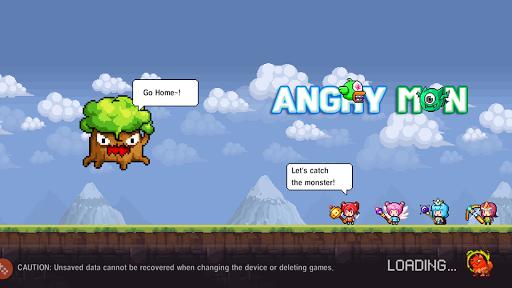 Angry Mon screenshot 1