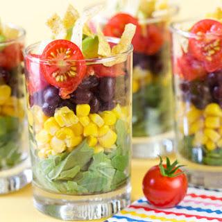 Southwestern Layered Salad Recipes