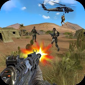 Army Sniper Desert 3D Shooter
