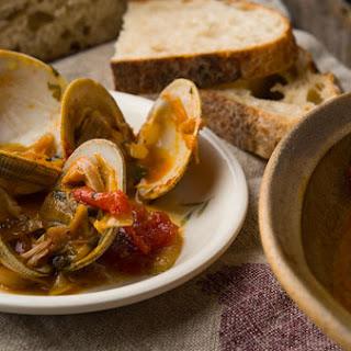 Spanish Garlic Clams Recipes