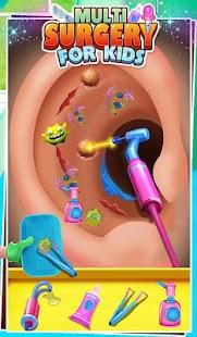 Multi Surgery Doctor Game- screenshot thumbnail