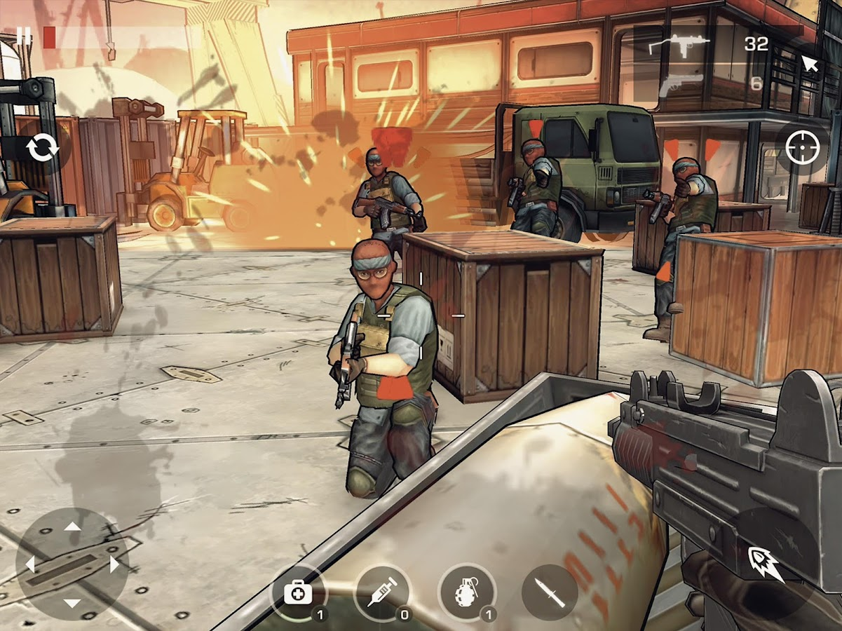 Major Gun : war on terror Screenshot 16