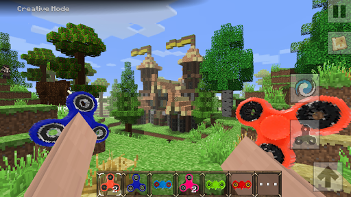 Spinner Craft: Fidget Build For PC