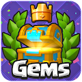 Free Gems For Clash Royale : Prank APK for Windows 8