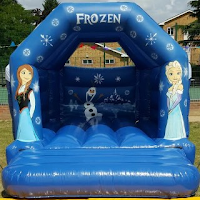 Disneys Frozen Bouncy Castle for Hire