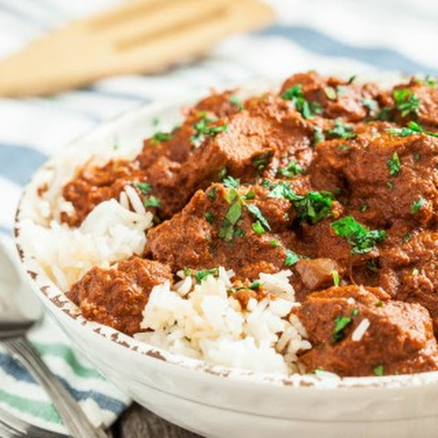Slow-Cooker Chicken Tikka Masala (+New Giveaway!)