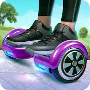 Hoverboard Rush Icon