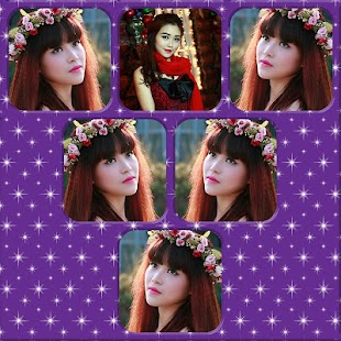 Photo Collage Editor 2015 - screenshot