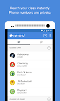 Screenshot of Remind: Free, Safe Messaging