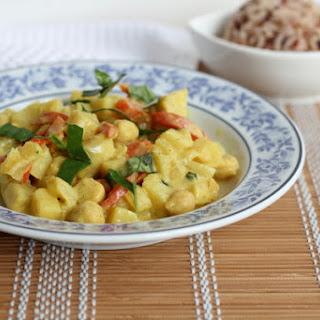Curry Mango Potato Recipes