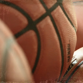 Nothing better than this... by Dawn Moder - Sports & Fitness Basketball ( basketball, orange, ball,  )