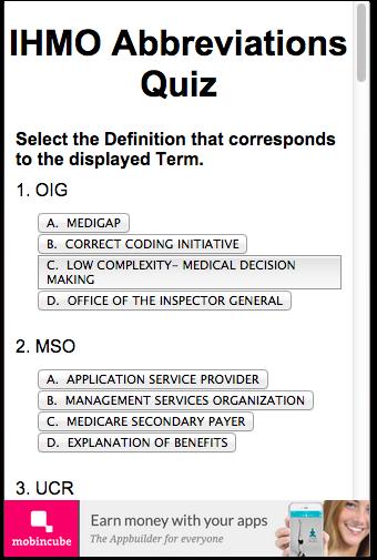 Medical Billing and Coding - screenshot