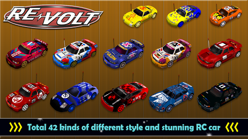 RE-VOLT Classic 3D (Premium) - screenshot
