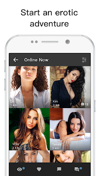 Casual Dating & Adult Singles — JOYRIDE APK screenshot thumbnail 2