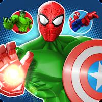 Mix+Smash: Marvel Mashers For PC (Windows And Mac)