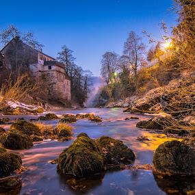 u kanjonu by Vedran Bozicevic - Landscapes Waterscapes ( rastoke, croatia, slunj )
