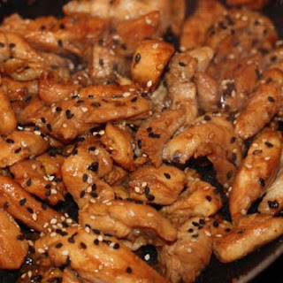 Black Pepper Chicken