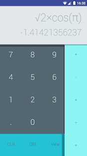 3D Calculator - screenshot