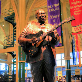 King of the blues by Joe Machuta - Buildings & Architecture Statues & Monuments