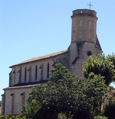 photo de Saint Médard (Andillac)