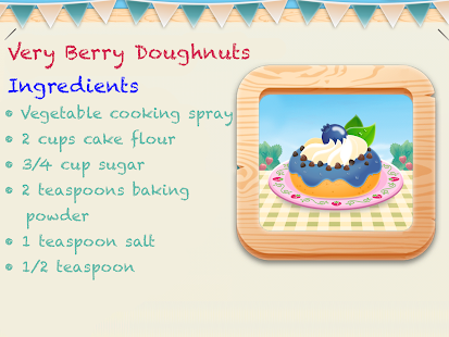 Free Download Strawberry Shortcake Food Fair APK for Samsung