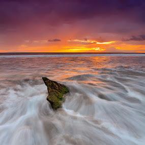 pantai kerandangan by Yermia Satriawan - Landscapes Waterscapes