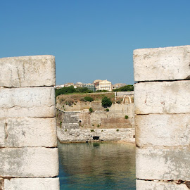 View from the fortress by Gordana Nikolovska-Dimeska - Landscapes Travel ( sea, travel, fort, view, landscape )