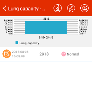 iCare Lung Capacity Pro Screenshot 8