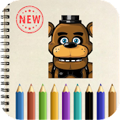 Free Coloring Book for Five Nights APK for Windows 8
