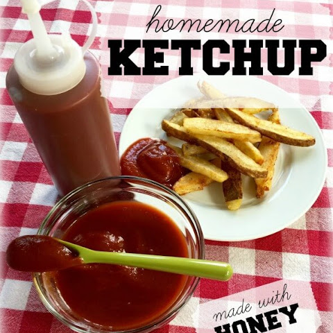 Homemade Ketchup in the Slow Cooker